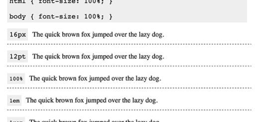 Шрифт в CSS