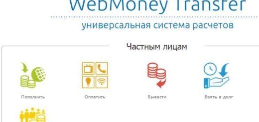 WebMoney Transfer