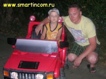 Фото автора и владельца сайта www.smartincom.ru